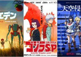 Anime Baru Netflix 2021