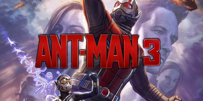 Karakter Marvel Ant-Man 3