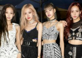 Blackpink Light Up The Sky