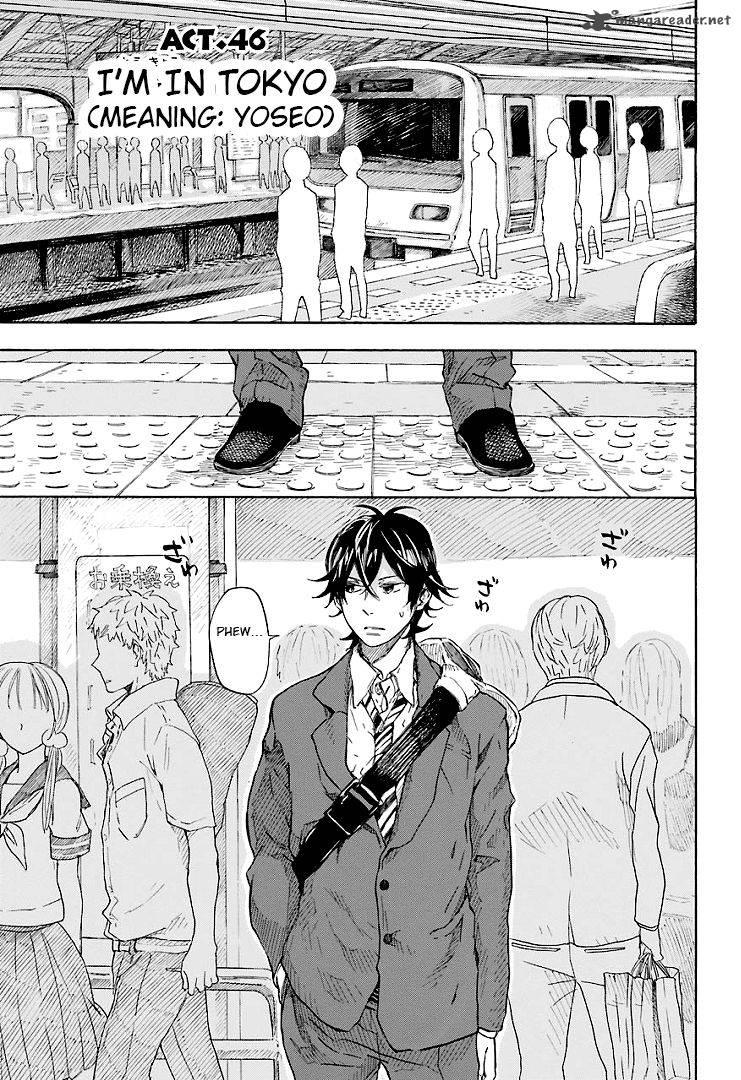 Rekomendasi manga slice of life terbaik Barakamon