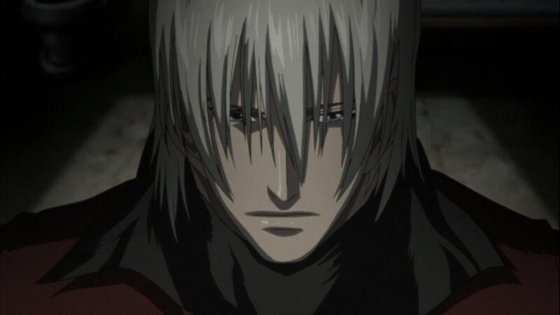 karakter anime kekuatan iblis Dante
