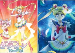 Detail Anime Sailor Moon Eternal