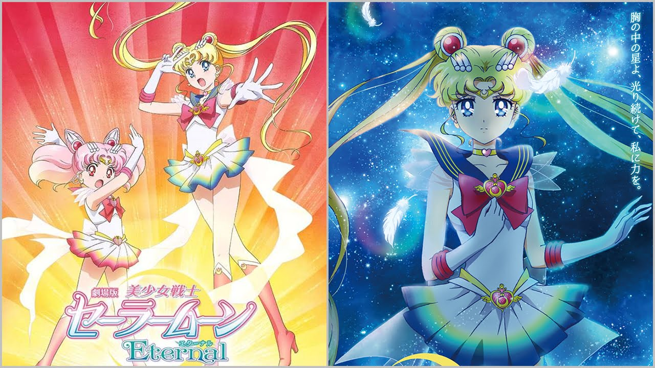 Detail Anime Sailor Moon Eternal