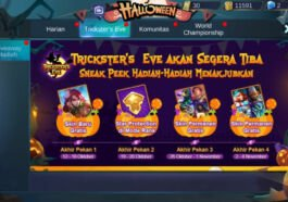 Event Halloween Mobile Legend