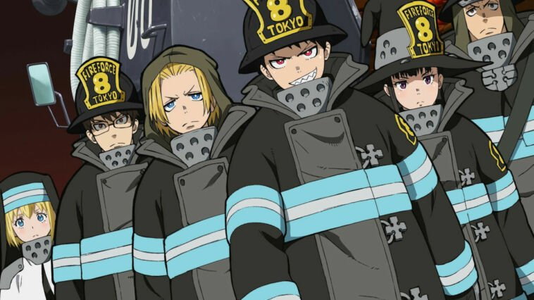 Game Fire Force