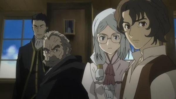 Pasangan Anime Yang TragisGerd Dan Sylvie