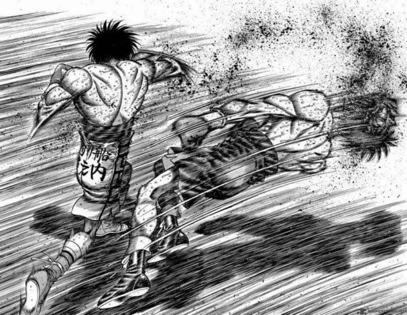 Rekomendasi Manga Sport Terbaik Hajime No Ippo