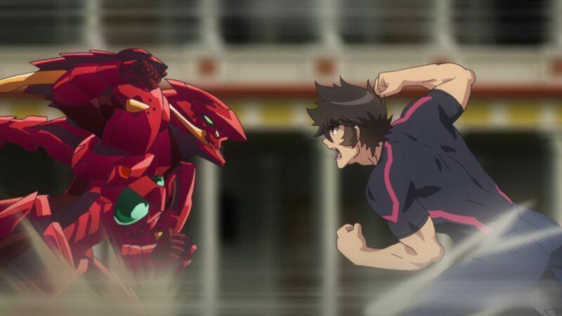 rekomendasi anime light novel High School Dxd
