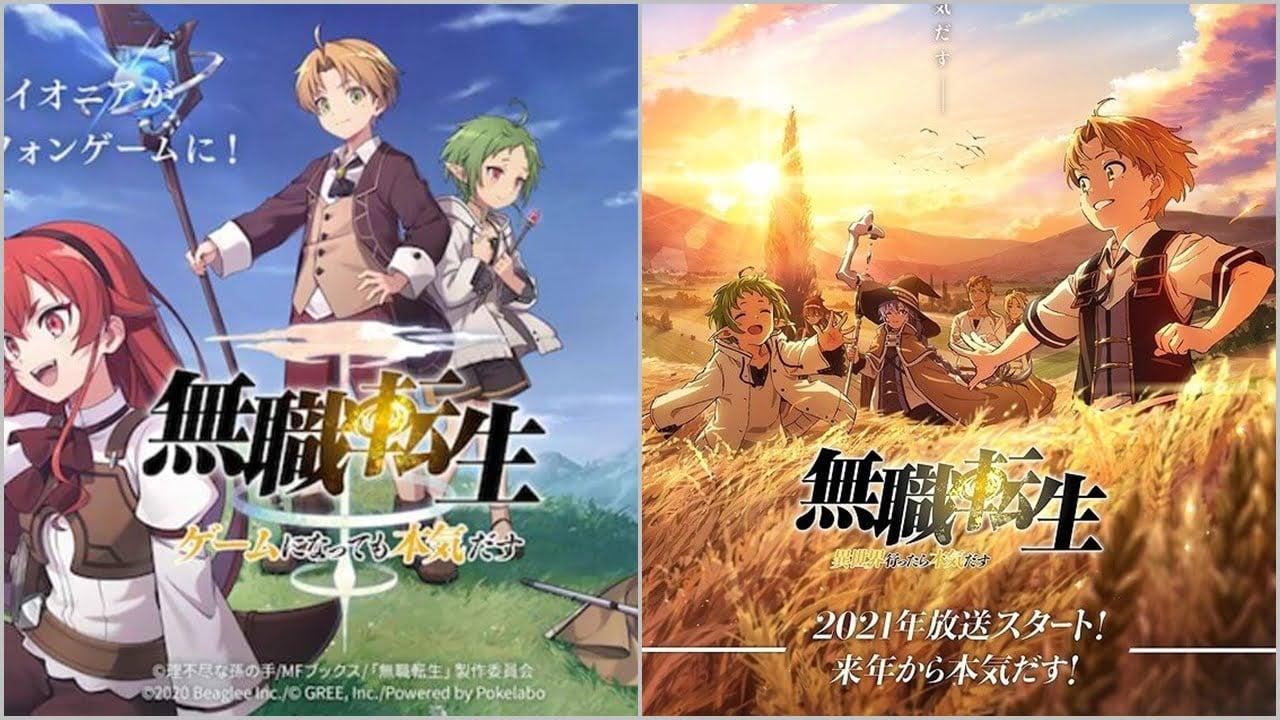Jadwal Tayang Anime Mushoku Tensei
