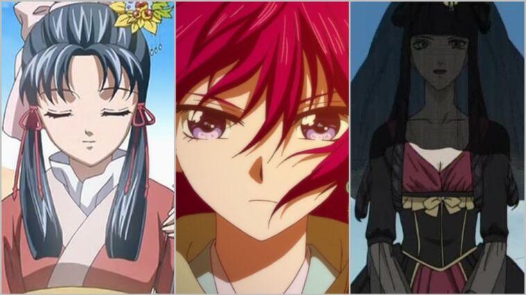 Karakter Anime Cewek Harem Populer Dan Cantik