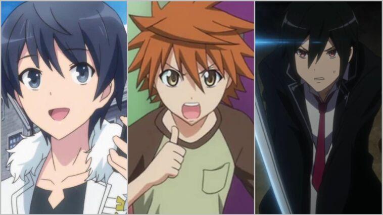 Karakter Anime Cowok Harem