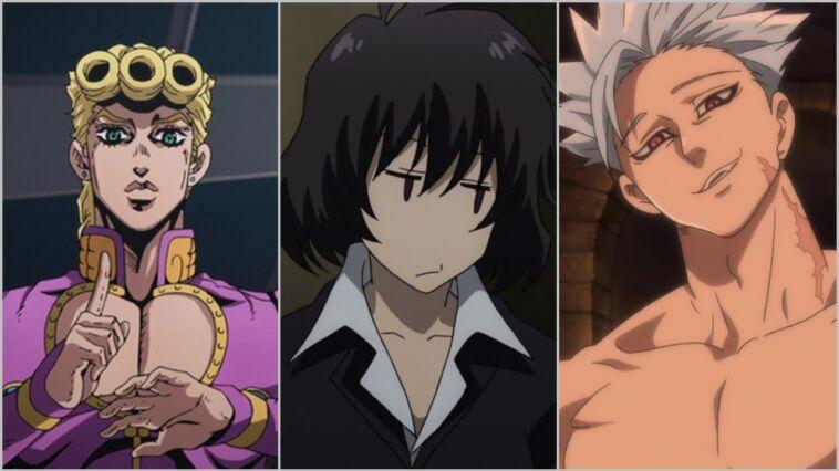 Karakter Anime Jago Maling