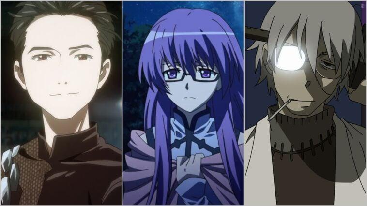 Karakter Anime Keren Memakai Kacamata