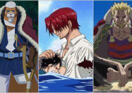 Karakter Anime One Piece Buntung