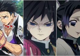Karakter Hashira Terkuat Dari Kimetsu No Yaiba