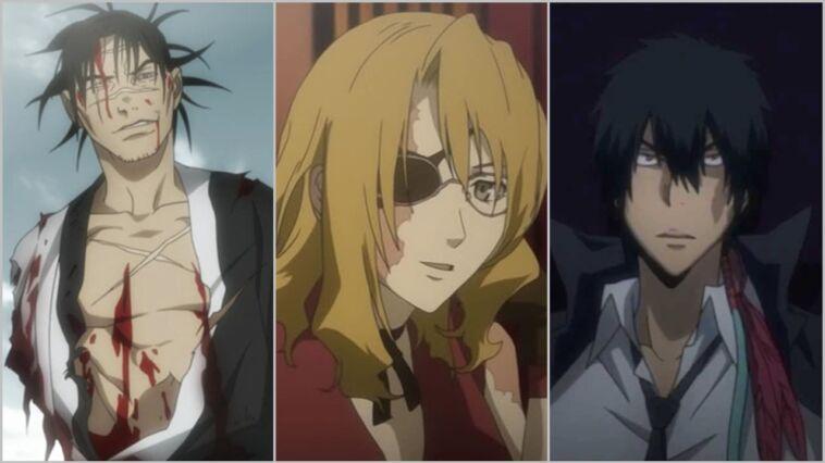Krakter Anime Keren Yang Wajahnya Terluka