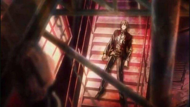 Tokoh utama anime mati Light Yagami