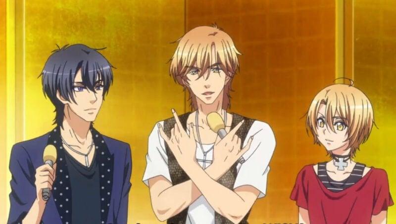 Rekomendasi anime Shounen Ai Love Stage