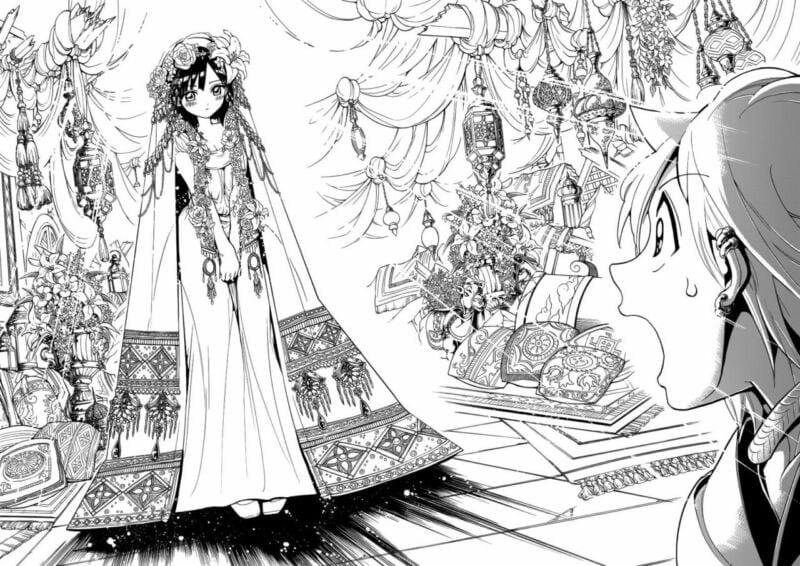 Rekomendasi manga fantasy terbaik Magi