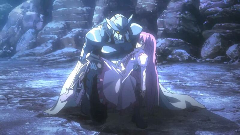 Pasangan Anime Yang Tragis Mine Dan Tatsumi