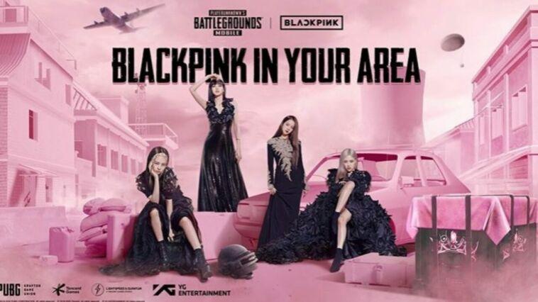 Pubg Mobile X Blackpink