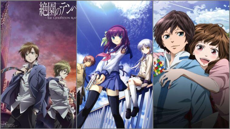 Pasangan Anime Nasibnya Tragis