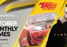 Playstation Plus Gratiskan Game Need For Speed Payback Dan Vampyr
