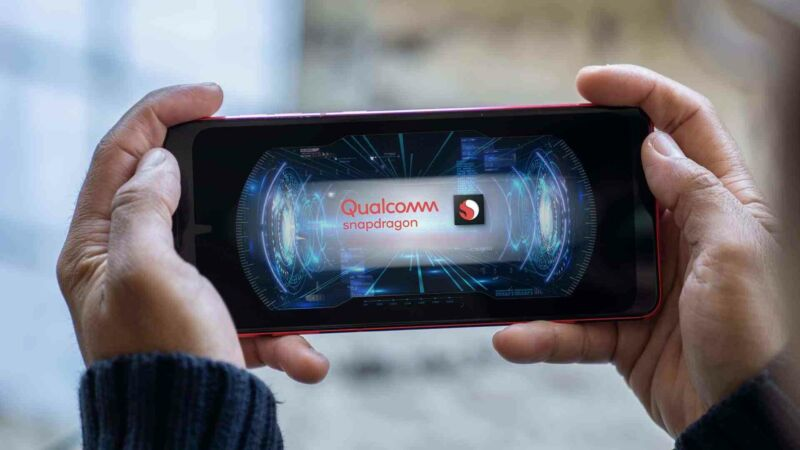 Qualcomm Ponsel Gaming