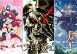 Rekomendasi Anime Light Novel
