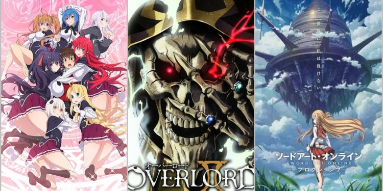 Rekomendasi Anime Light Novel