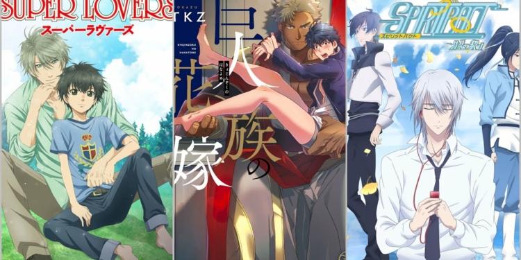 Rekomendasi Anime Shounen Ai Uncuk Fujoshi