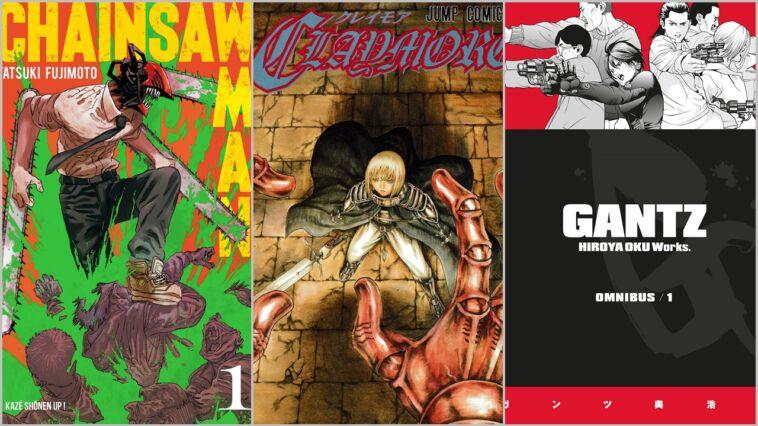 Rekomendasi Manga Action Penuh Darah