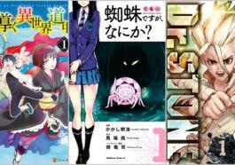 Rekomendasi Manga Adventure Terbaik