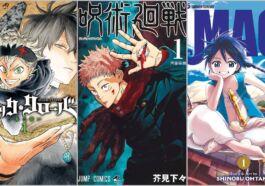 Rekomendasi Manga Fantasy Terbaik