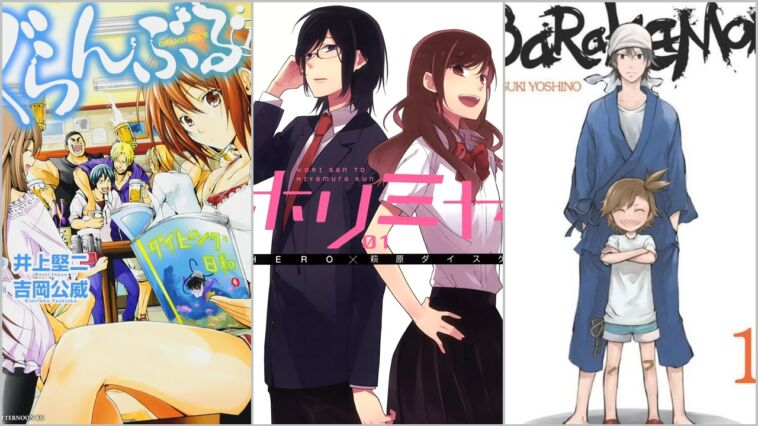 Rekomendasi Manga Slice Of Life Terbaik