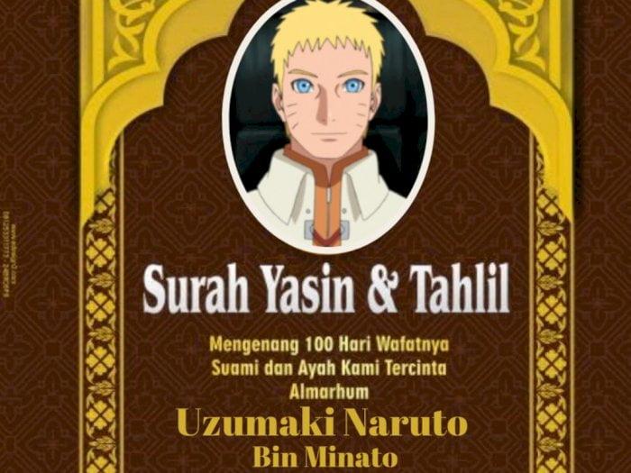 Sampul Yasin Naruto