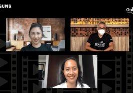 Samsung Galaxy Movie Studi 2020 Kick Off Event (06 Oktober 2020) | Foto: Istimewa