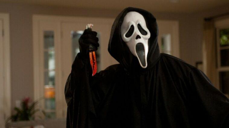 Tease Ghostface Scream 5