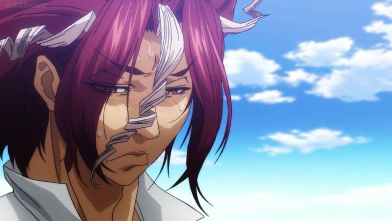 Karakter anime atlet keren Sekizan Takuya