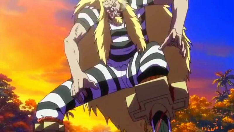Karakter anime buntung Shiki