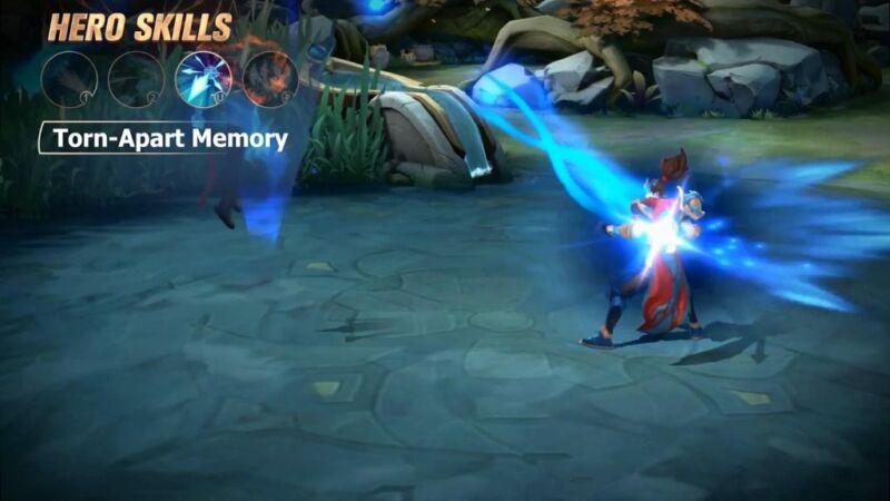 Ultimate Skill: Torn-Apart Memory