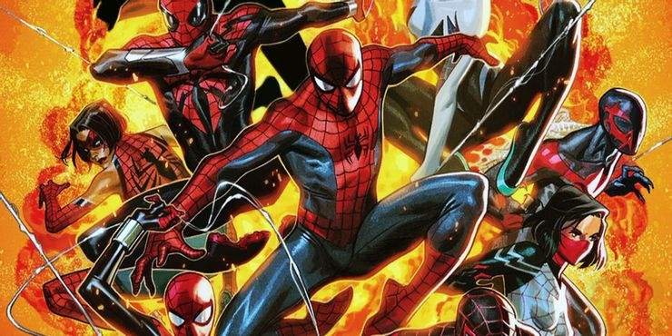 Spider Man 616 And Other Marvel Universes