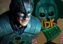 TDK The Suicide Squad Nathan fillion