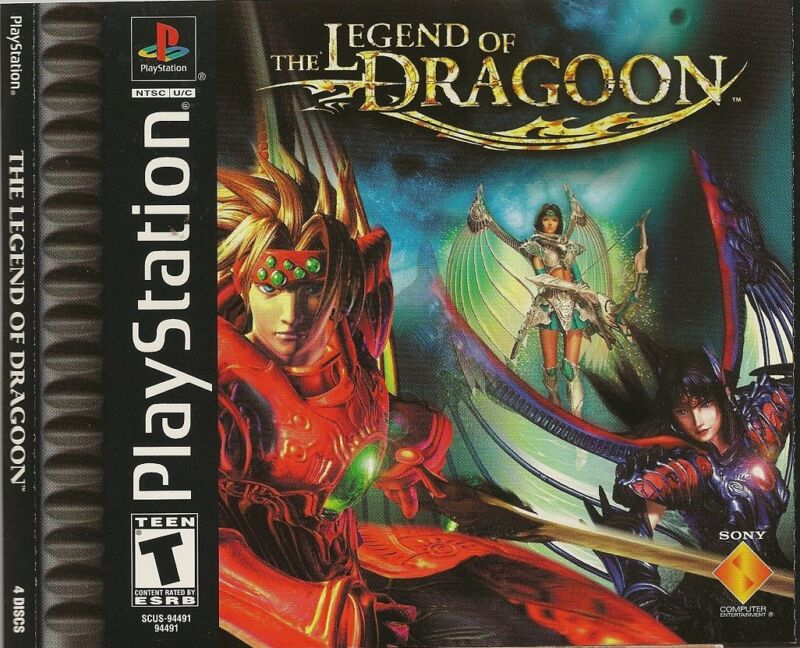 The Legend Of Dragon