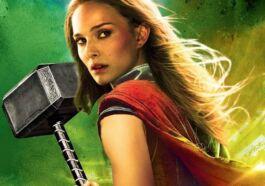 Thor Love And Thunder Jane Foster Mjolnir