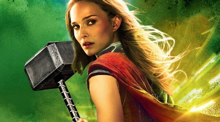Thor Love And Thunder Jane Foster Mjolnir