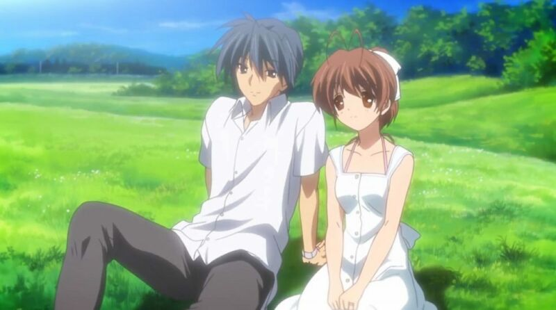 Pasangan Anime Yang Tragis Tomoya Okazaki Dan Nagisa Furukawa