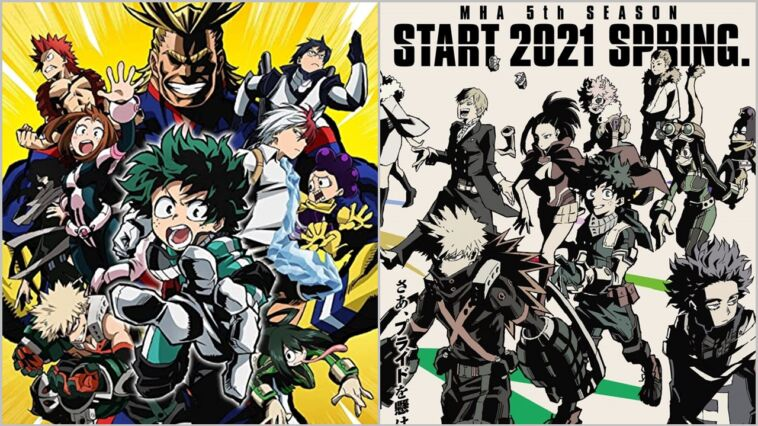 Trailer My Hero Academia Season 5