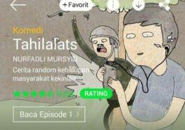 Webtoon Komedi Terbaik
