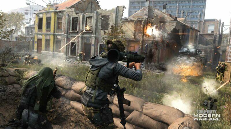 Call Of Duty Modern Warfare 1 1